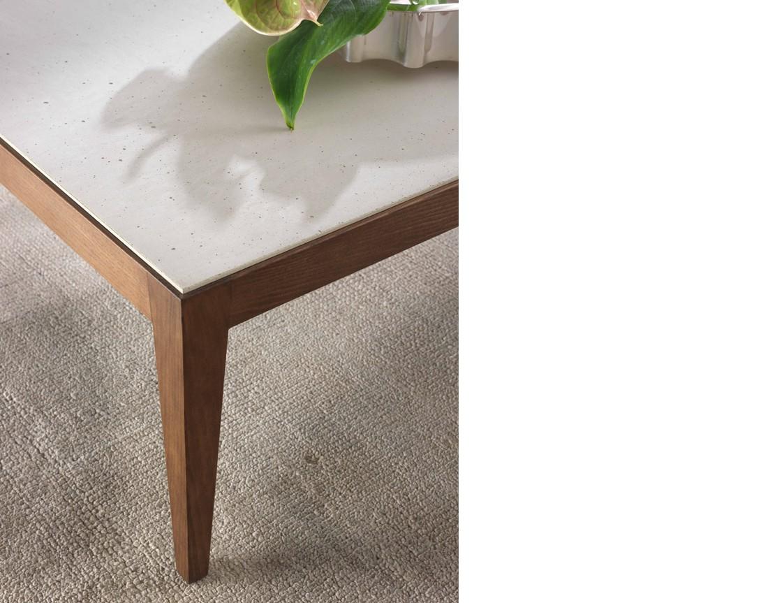 Dominique tavolino piano Cimento