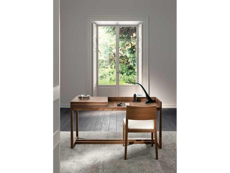 Athena scrivania in frassino   Athena desk in ash wood