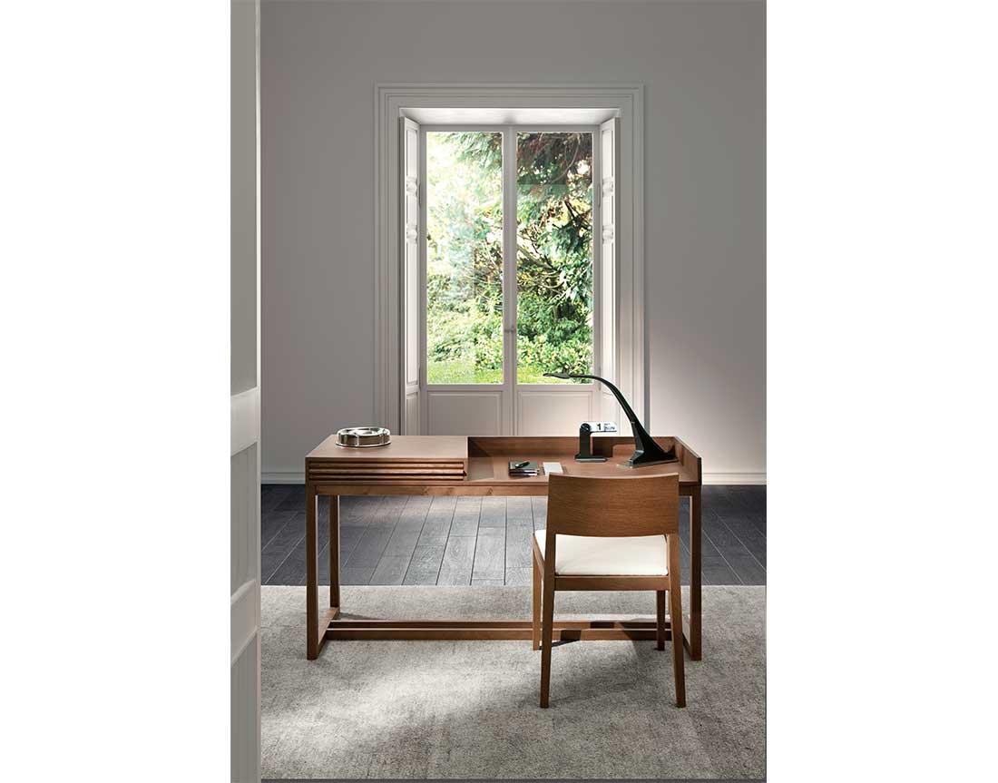 Athena scrivania in frassino | Athena desk in ash wood