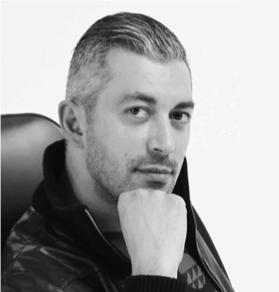 Stefano Bigi designer pacini e cappellini