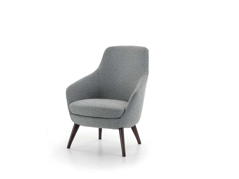 Spring-poltrona-imbottita-schienale-alto | Spring-upholstered-armchair-high-back