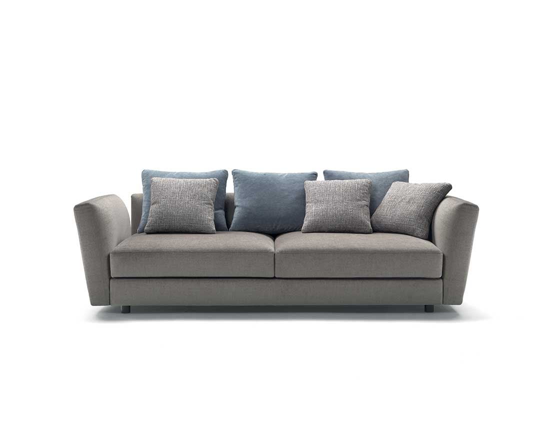 Ester: divano imbottito due sedute | Ester: upholstered sofa with two seats