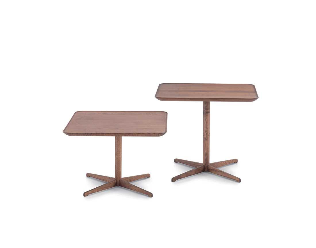 Sky-tavolini-tondo-e-ovale-con-struttura-e-piano-in-frassino-o-noce-canaletto   Sky-round-and-oval-small-tables-with-structure-and-top-in-ash-or-canaletto-walnut